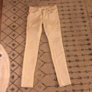 Pants - Marc by Marc Jacobs, size 27 white skinny jeans